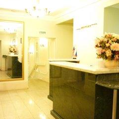 Отель Бентлей Москва интерьер отеля фото 3