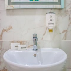 Гостиница Спа-Отель Zolote Runo Boryspil Украина, Борисполь - отзывы, цены и фото номеров - забронировать гостиницу Спа-Отель Zolote Runo Boryspil онлайн ванная фото 2