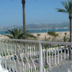 Отель Marco Polo Марокко, Танжер - отзывы, цены и фото номеров - забронировать отель Marco Polo онлайн балкон