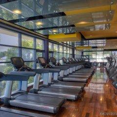 Отель Jumeirah Creekside Дубай фитнесс-зал