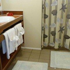 Отель Pension Motu Iti Французская Полинезия, Папеэте - отзывы, цены и фото номеров - забронировать отель Pension Motu Iti онлайн ванная