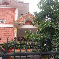 Отель Typical Nepali Homestay Непал, Катманду - отзывы, цены и фото номеров - забронировать отель Typical Nepali Homestay онлайн балкон