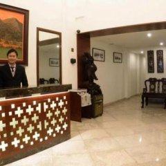 Hong Ngoc Annam Hotel интерьер отеля
