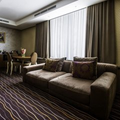 Апартаменты Uavoyage Khreschatyk Apartments комната для гостей фото 2
