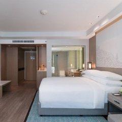 Отель Phuket Marriott Resort & Spa, Merlin Beach комната для гостей фото 3