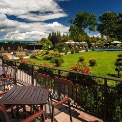 Отель Spa Hotel Diana Чехия, Франтишкови-Лазне - отзывы, цены и фото номеров - забронировать отель Spa Hotel Diana онлайн балкон