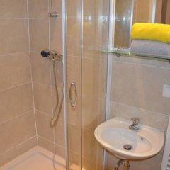 Отель Era Apartments am Prater Австрия, Вена - отзывы, цены и фото номеров - забронировать отель Era Apartments am Prater онлайн ванная