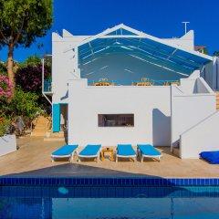 Sisyphos Hotel Турция, Патара - отзывы, цены и фото номеров - забронировать отель Sisyphos Hotel онлайн бассейн