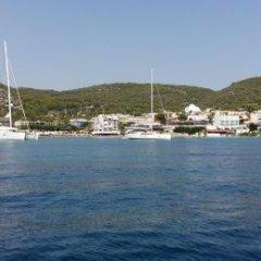 Отель Studios Marianna Греция, Эгина - отзывы, цены и фото номеров - забронировать отель Studios Marianna онлайн пляж фото 2