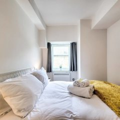 Отель Home Central Apartment Великобритания, Эдинбург - отзывы, цены и фото номеров - забронировать отель Home Central Apartment онлайн комната для гостей фото 4