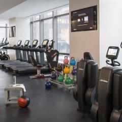 Отель Residence Inn by Marriott New York Manhattan/Central Park фитнесс-зал