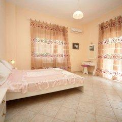 Апартаменты Crystal Blue Apartments Корфу комната для гостей фото 4