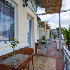 Отель Blue Paradise Resort балкон
