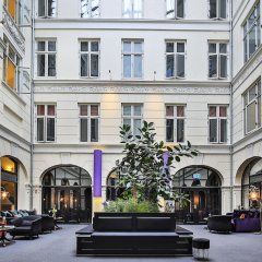 Отель First Kong Frederik Копенгаген фото 5