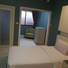 Отель Fairtex Hostel Таиланд, Паттайя - отзывы, цены и фото номеров - забронировать отель Fairtex Hostel онлайн комната для гостей фото 5