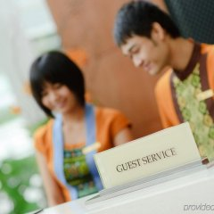 Dusit Suites Hotel Ratchadamri, Bangkok Бангкок спа
