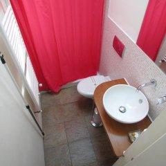 Отель Villa D'Azeglio Албьяно-д'Ивреа ванная