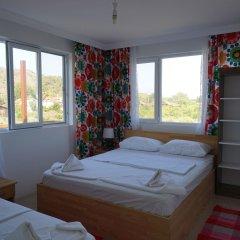 Отель Cirali Flora Pension комната для гостей фото 3