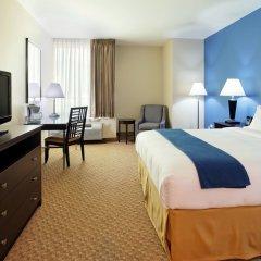 Отель Holiday Inn Express San Pedro Sula Гондурас, Сан-Педро-Сула - отзывы, цены и фото номеров - забронировать отель Holiday Inn Express San Pedro Sula онлайн комната для гостей фото 4