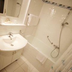 Отель First Euroflat Hotel Бельгия, Брюссель - 6 отзывов об отеле, цены и фото номеров - забронировать отель First Euroflat Hotel онлайн ванная