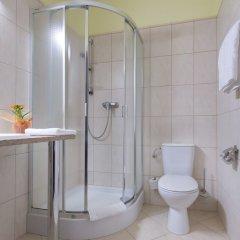 Отель BACERO Вроцлав ванная