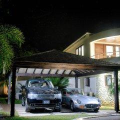 Отель Cocosan Villa парковка