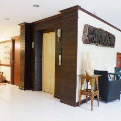 Siam Place Airport Hotel Suvarnabhumi интерьер отеля фото 3