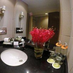 Boulevard Hotel Bangkok ванная