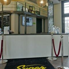 Отель Super 8 Munich City West Германия, Мюнхен - 1 отзыв об отеле, цены и фото номеров - забронировать отель Super 8 Munich City West онлайн интерьер отеля фото 3