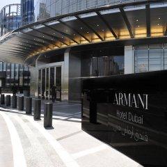 Armani Hotel Dubai Дубай городской автобус