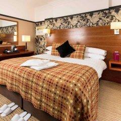 Mercure Glasgow City Hotel комната для гостей фото 4