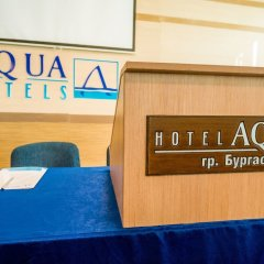 Aqua Hotel Burgas интерьер отеля фото 2