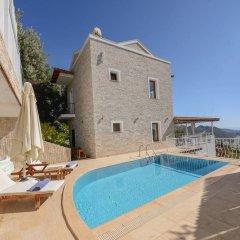 Villa Asteria Турция, Калкан - отзывы, цены и фото номеров - забронировать отель Villa Asteria онлайн бассейн фото 3