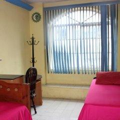 Отель CasaMy Hostal CasaZalaoui Гвадалахара удобства в номере