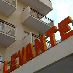 Отель Levante Италия, Риччоне - отзывы, цены и фото номеров - забронировать отель Levante онлайн вид на фасад