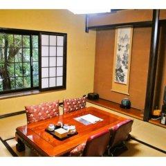 Отель Ryokan Hana to Nagomi No Yado Sankouen Минамиогуни в номере