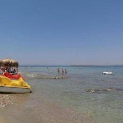 Отель Yianna Hotel Греция, Агистри - отзывы, цены и фото номеров - забронировать отель Yianna Hotel онлайн пляж фото 2