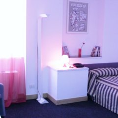 Cit Hotel Britannia Генуя комната для гостей