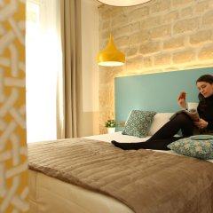 Отель Le Régent Montmartre by Hiphophostels комната для гостей