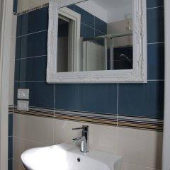 Отель Residence Margherita Италия, Римини - 1 отзыв об отеле, цены и фото номеров - забронировать отель Residence Margherita онлайн ванная фото 2