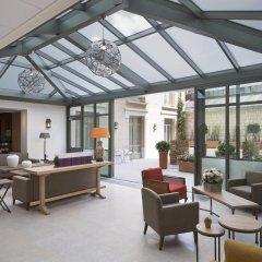 Отель Le Littre Франция, Париж - отзывы, цены и фото номеров - забронировать отель Le Littre онлайн интерьер отеля фото 3