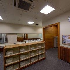 Отель Seaside Hotel Yakushima Япония, Якусима - отзывы, цены и фото номеров - забронировать отель Seaside Hotel Yakushima онлайн интерьер отеля