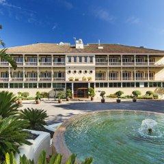 Отель Lindner Golf Resort Portals Nous пляж