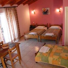 Отель Stefanos Place Греция, Корфу - отзывы, цены и фото номеров - забронировать отель Stefanos Place онлайн комната для гостей фото 2