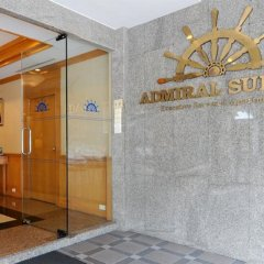 Отель Admiral Suites Sukhumvit 22 By Compass Hospitality Бангкок сауна