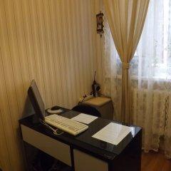 City Hostel удобства в номере