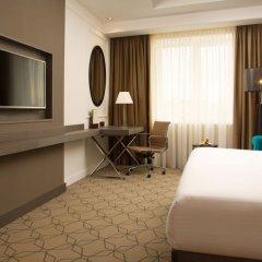 Гостиница DoubleTree by Hilton Kazan City Center 4* Стандартный номер с двуспальной кроватью фото 13