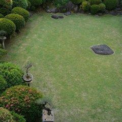 Isahaya Kanko Hotel Douguya Исахая приотельная территория