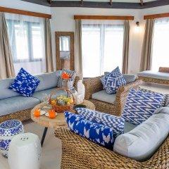 Отель Kihaa Maldives Island Resort комната для гостей фото 2