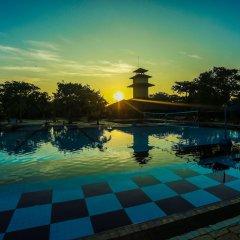 Отель Club Palm Bay Шри-Ланка, Маравила - 3 отзыва об отеле, цены и фото номеров - забронировать отель Club Palm Bay онлайн бассейн фото 3